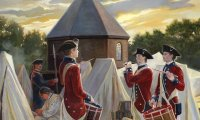 Camp Life During the American Revolution