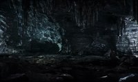 Creepy quiet-ish cave